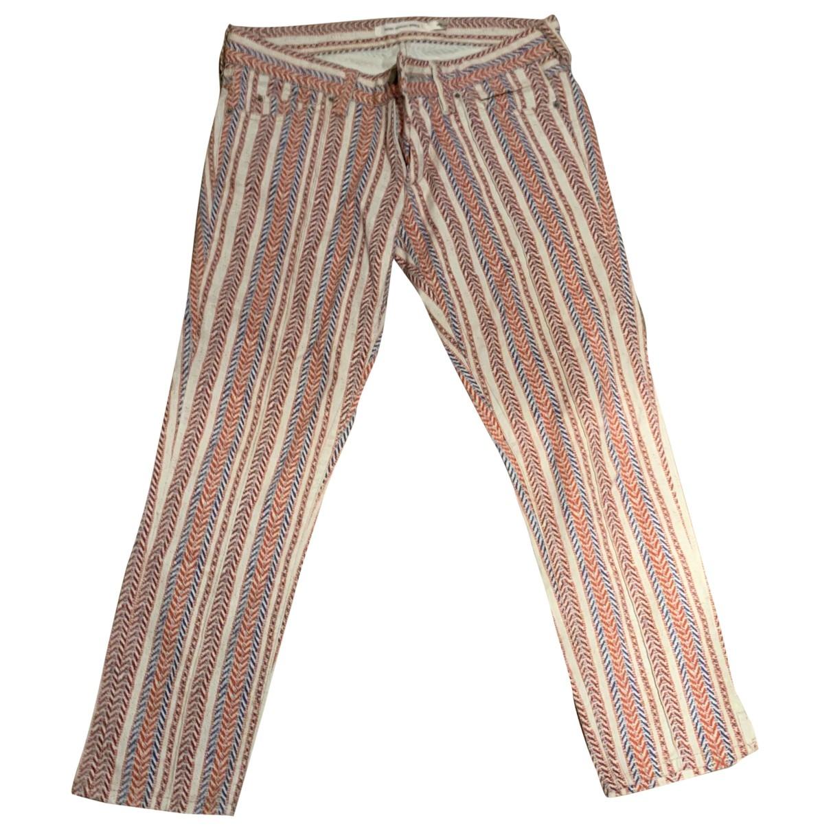 Isabel Marant Etoile \N Jeans in  Bunt Baumwolle