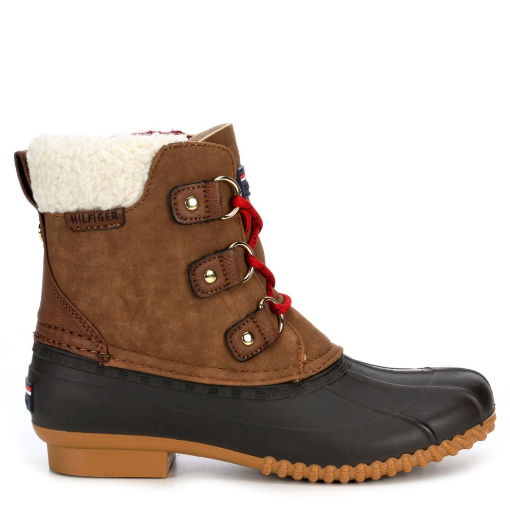 Tommy Hilfiger Womens Roza3 Duck Boot