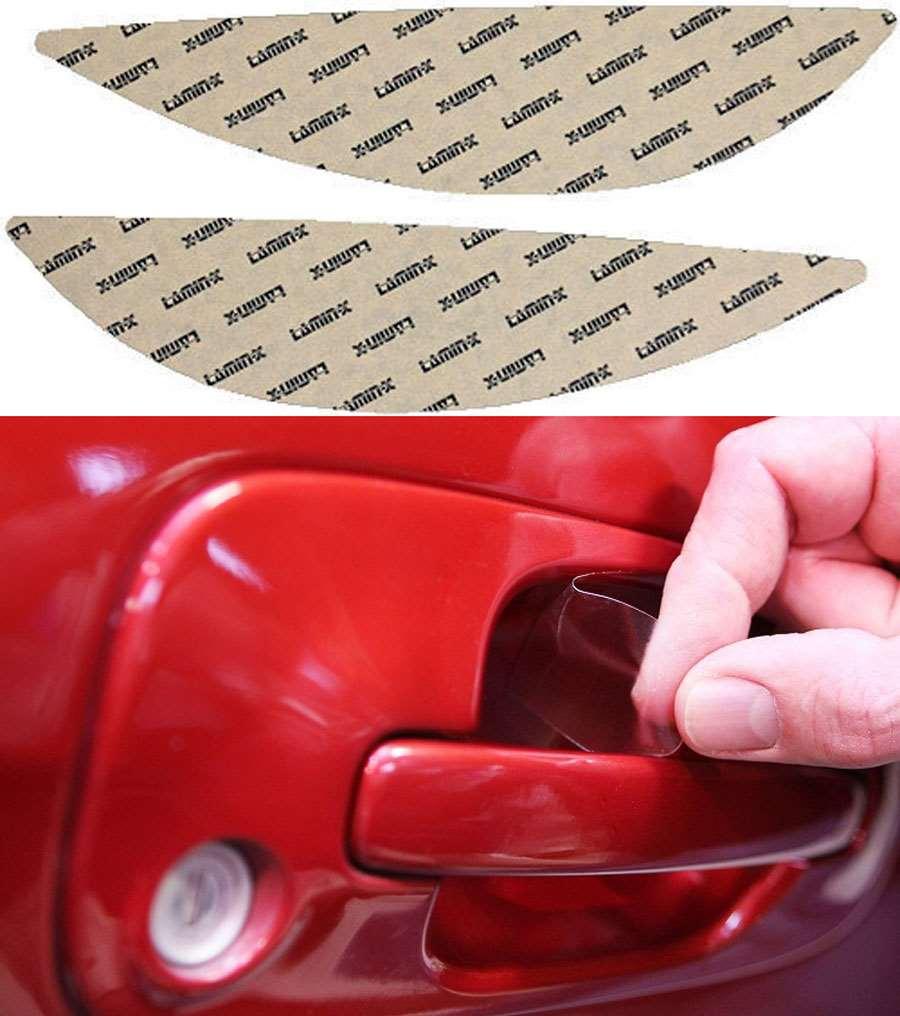 BMW Z4 09-15 Door Handle Cup Paint Protection Lamin-X B1532