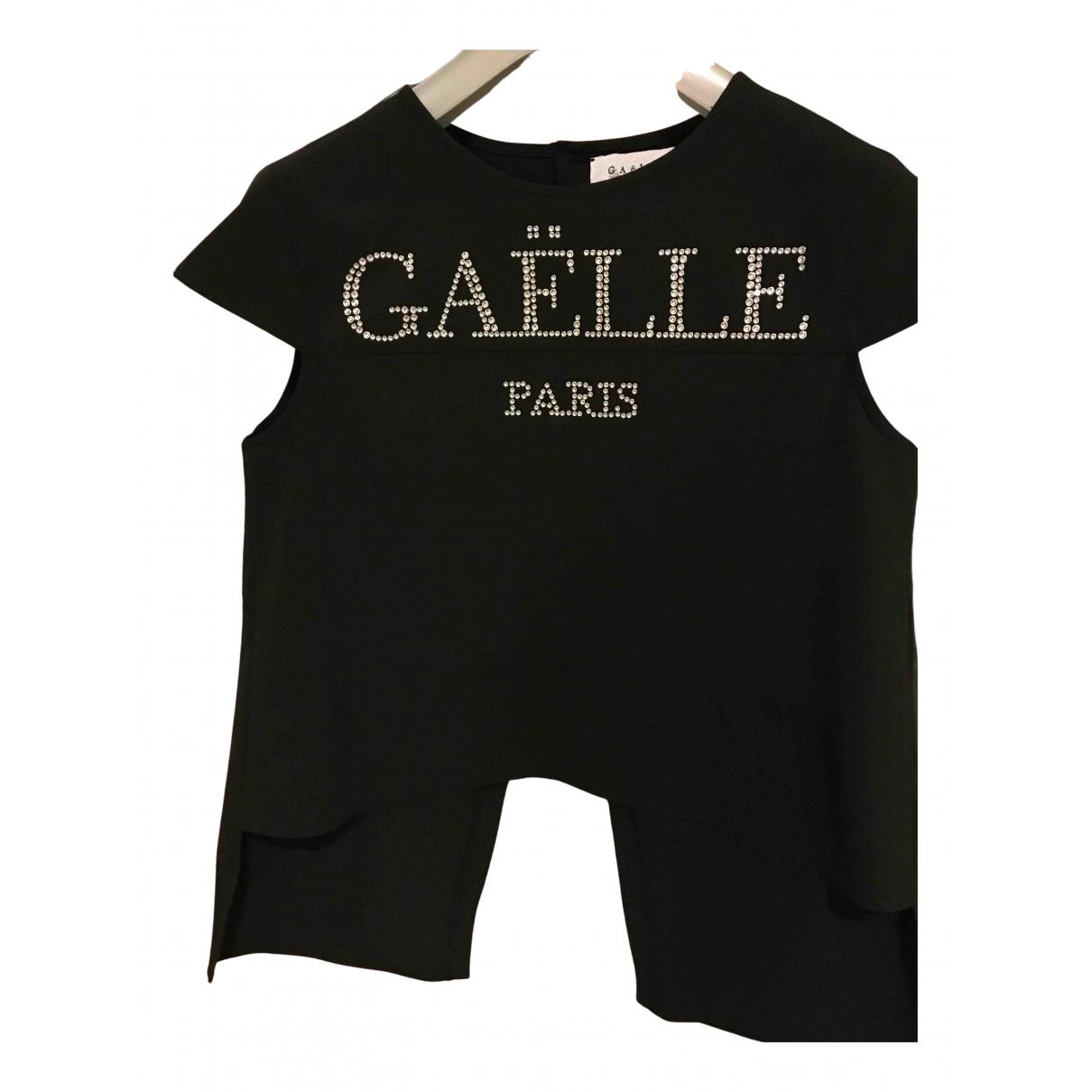 Gaelle Paris - Top   pour femme - noir