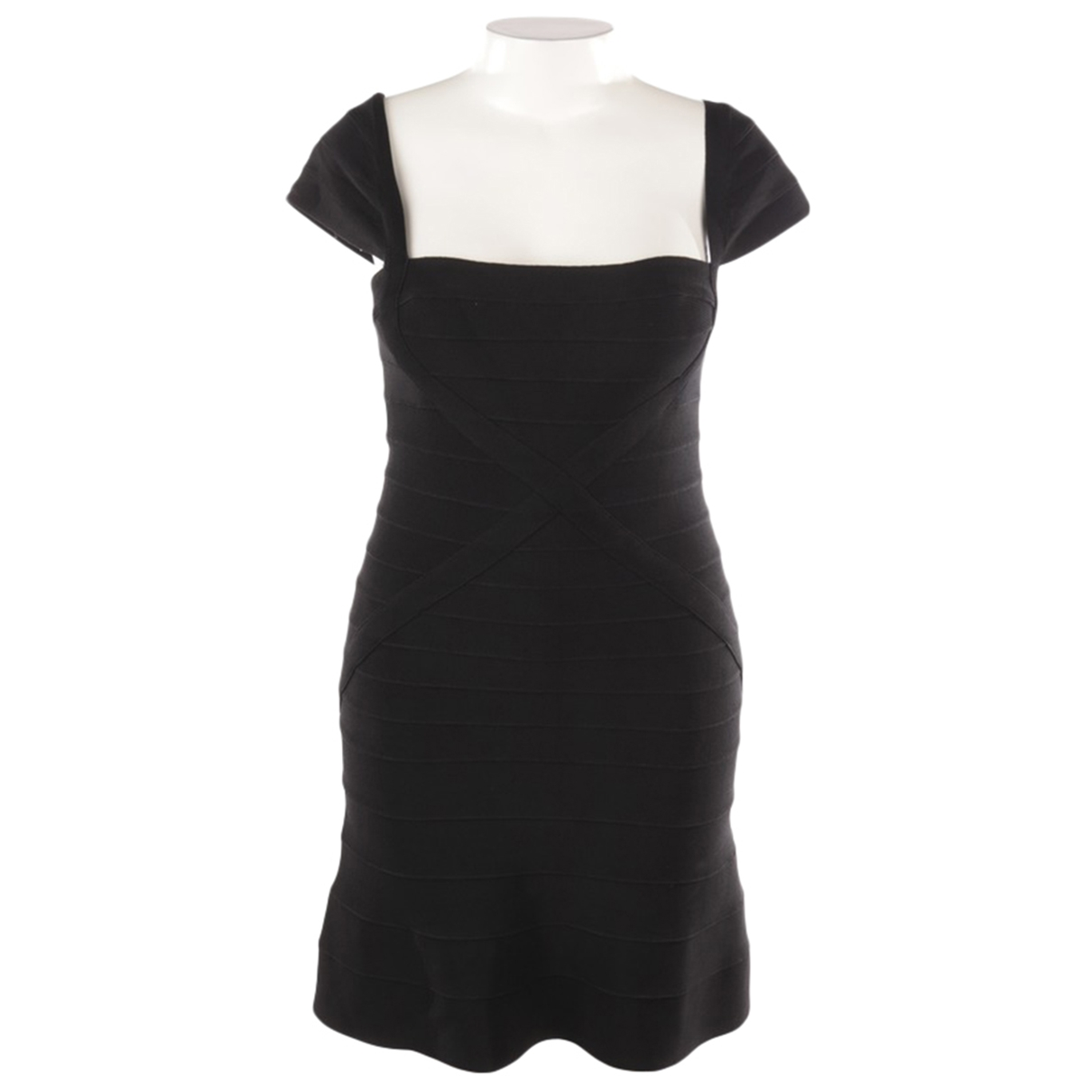 Non Signé / Unsigned \N Black dress for Women L International
