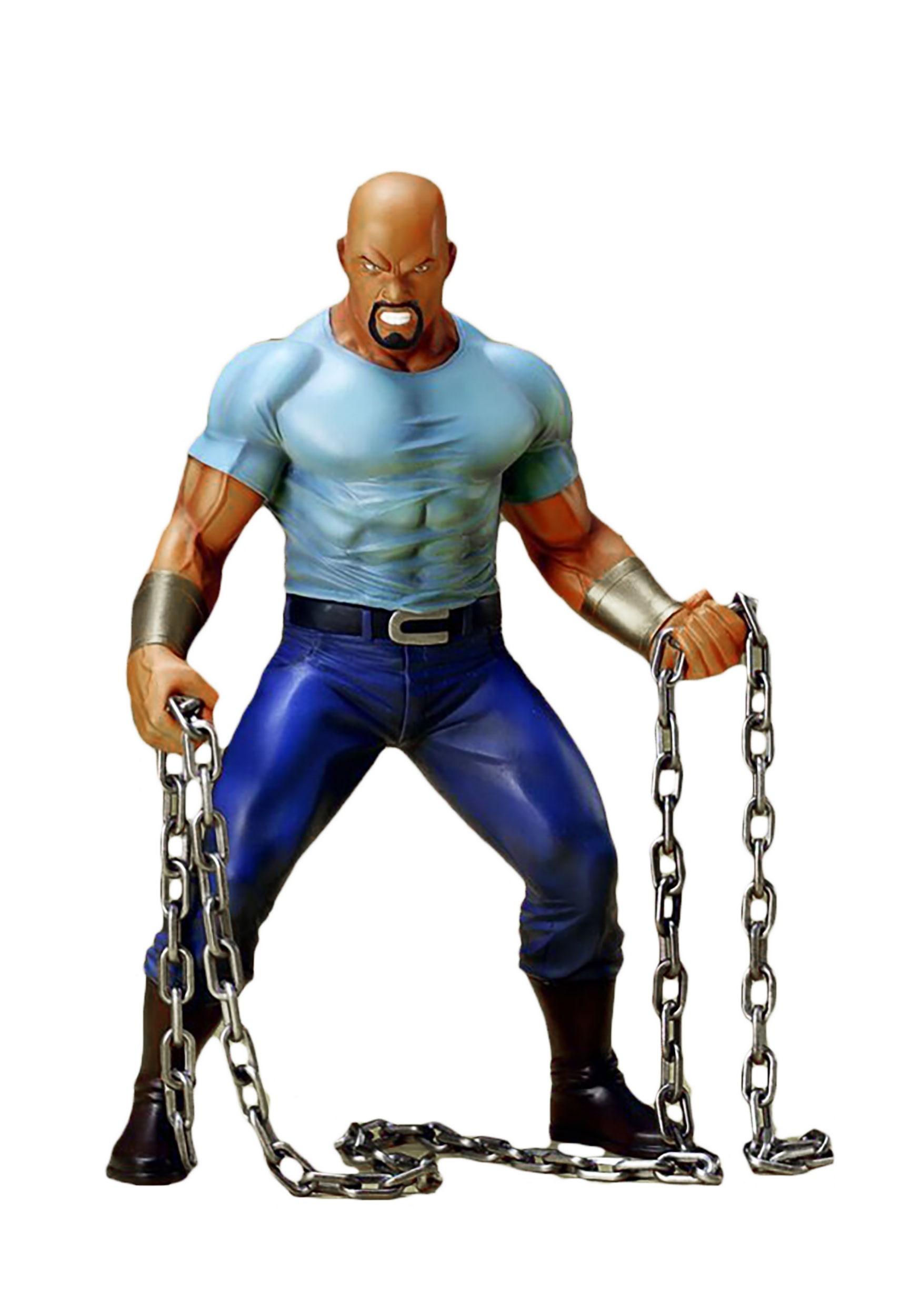 ArtFX+ Statue: Luke Cage The Defenders Series