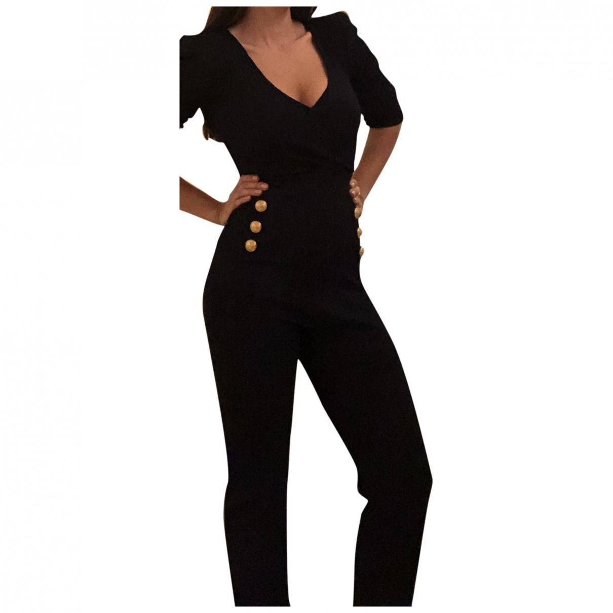 Balmain \N Blue jumpsuit for Women 34 FR