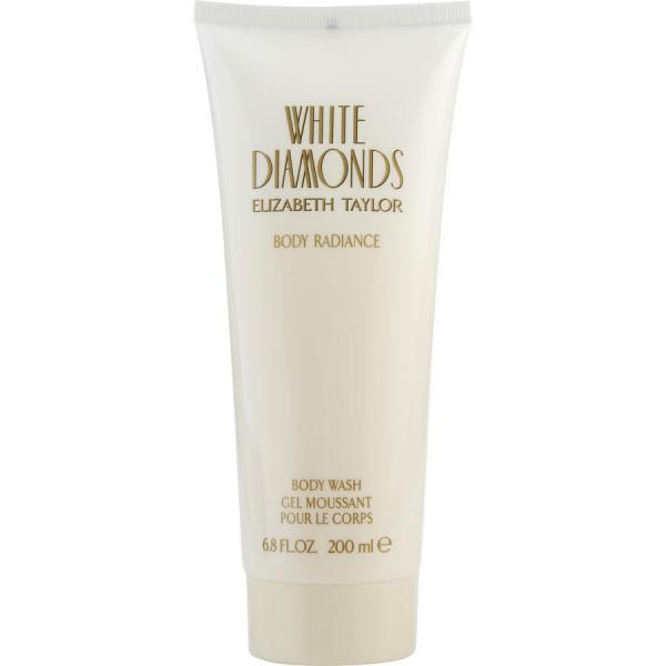 White Diamonds - Elizabeth Taylor Duschgel 200 ML