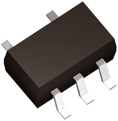 Nexperia 74HC1G08GV,125 2-Input AND Logic Gate, 5-Pin SC-74A (100)