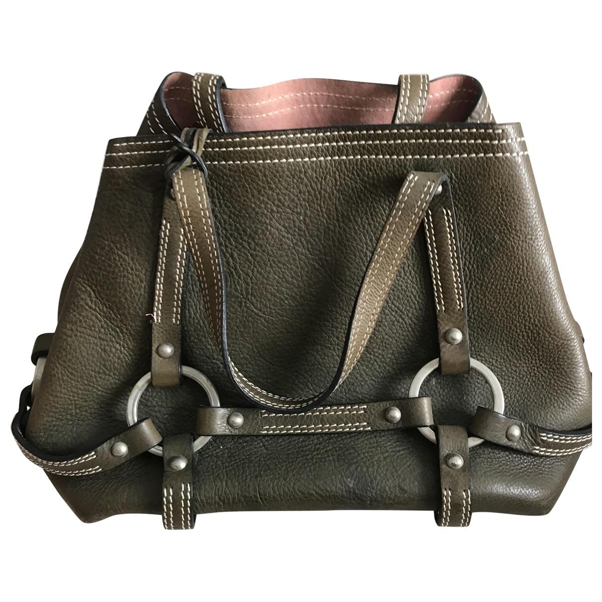 Luella \N Leather handbag for Women \N
