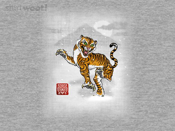 Savage Flurry T Shirt