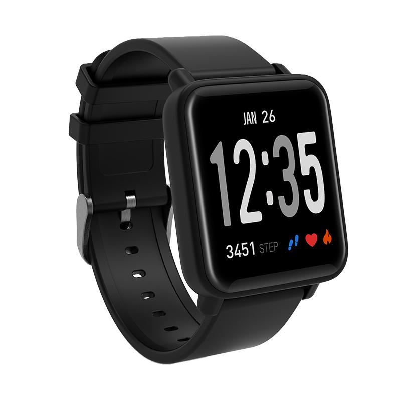Sleep Tracker Blood Oxygen Tracker Fashion Style Smart Watch