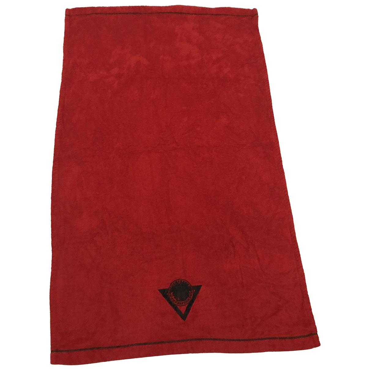Versace \N Badeanzug in  Rot Frottee
