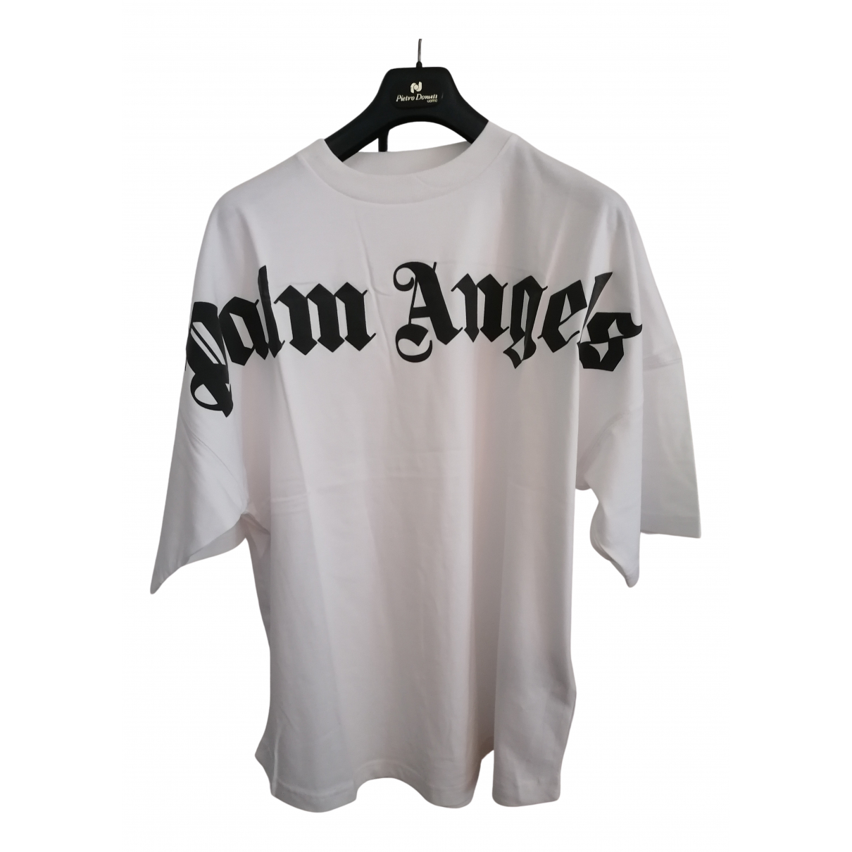 Palm Angels \N T-Shirts in  Lila Baumwolle