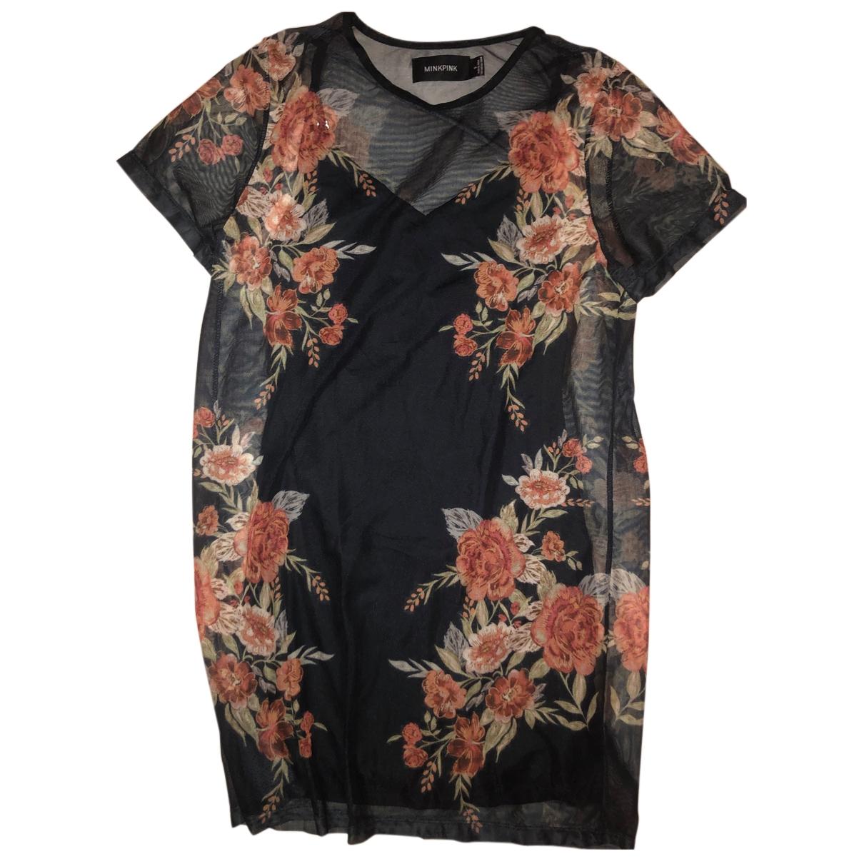 Minkpink \N Black dress for Women S International