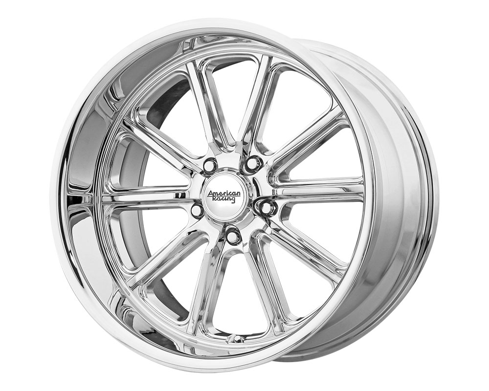 American Racing VN507 Rodder Wheel 18x8 5x5x114.3 +0mm Chrome