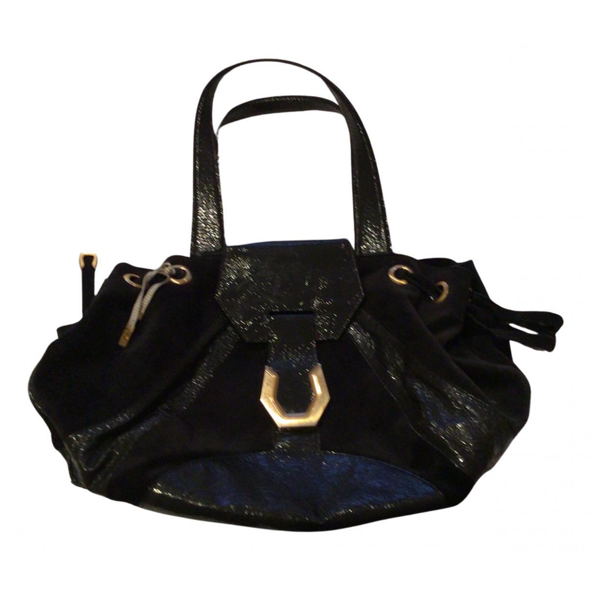 Alice By Temperley N Black Suede handbag for Women N