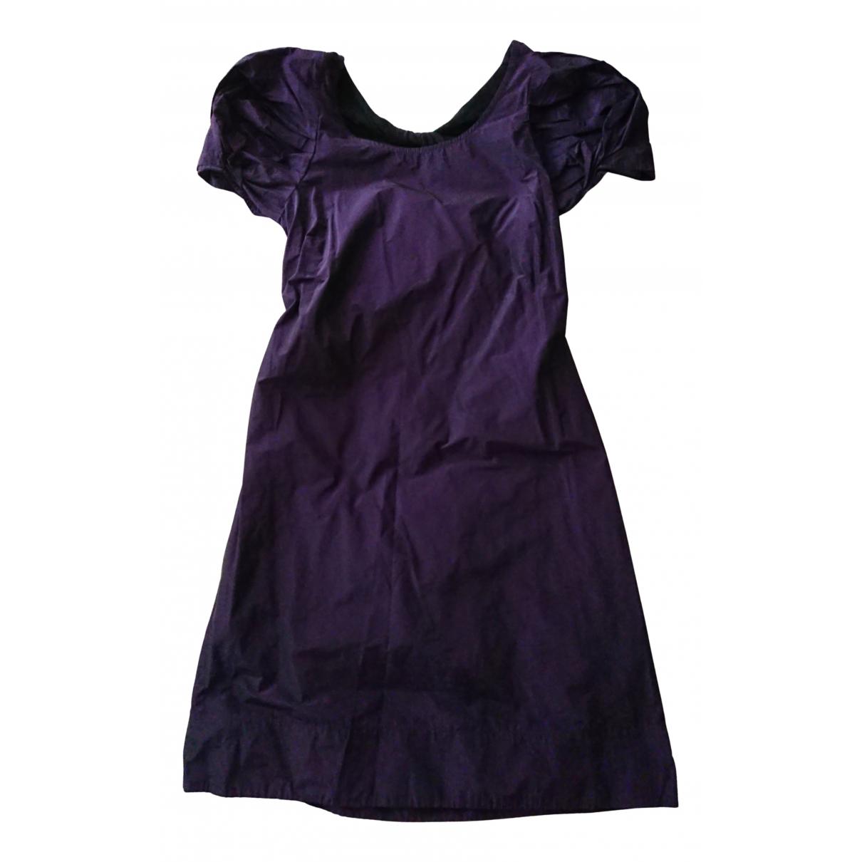 See By Chloe \N Kleid in  Lila Polyester