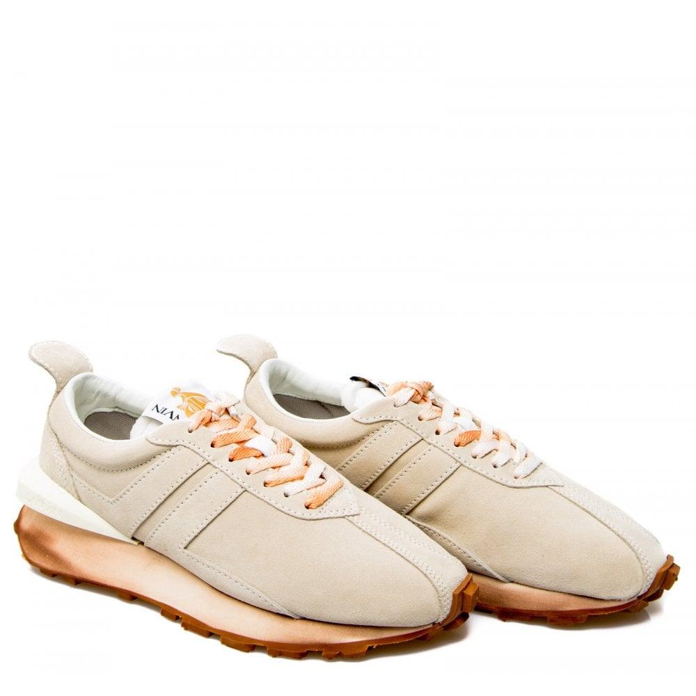Lanvin Bumper Sneakers Colour: WHITE, Size: 7