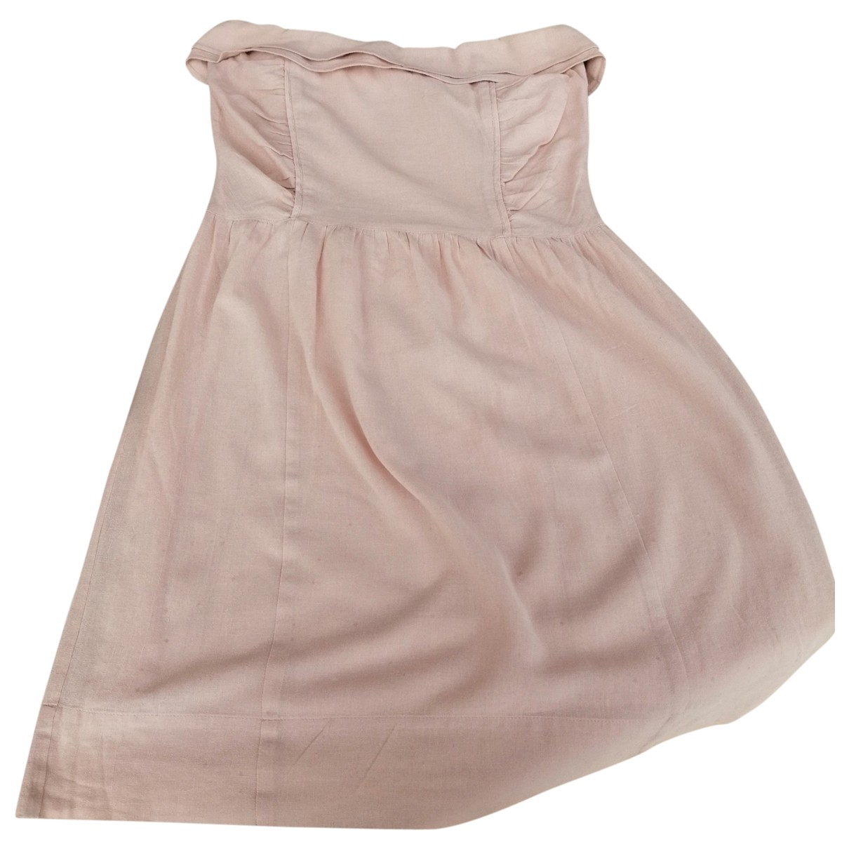 Comptoir Des Cotonniers \N Pink dress for Women 38 FR