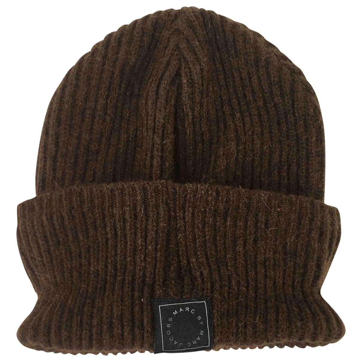 Marc By Marc Jacobs \N Brown Wool hat for Women M International