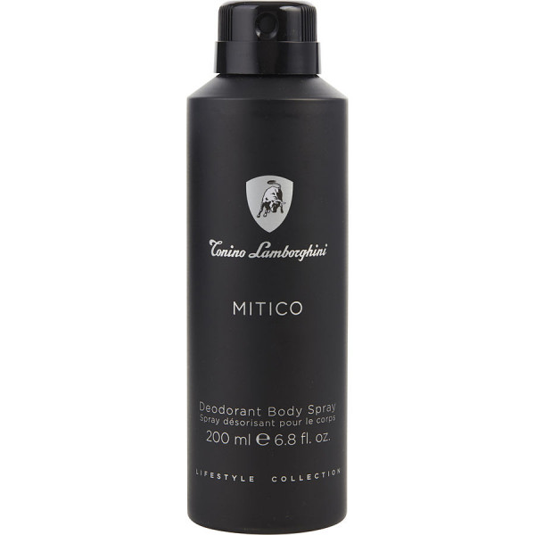 Tonino Lamborghini - Lamborghini Mitico : Body Spray 6.8 Oz / 200 ml
