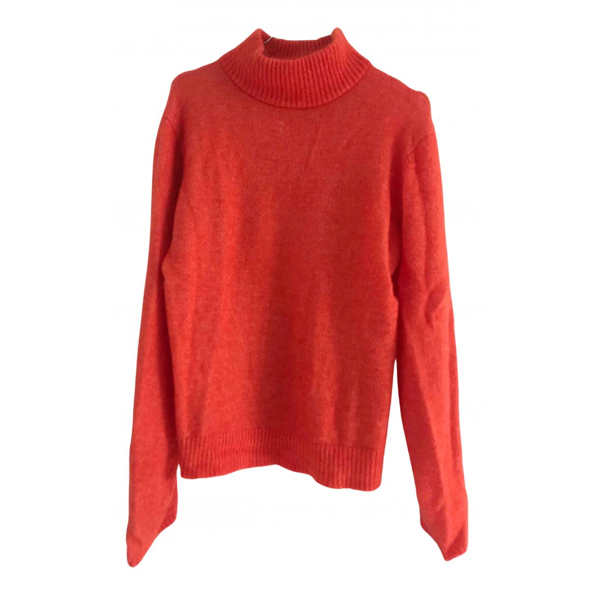 H&m Studio N Red Wool Knitwear for Women S International