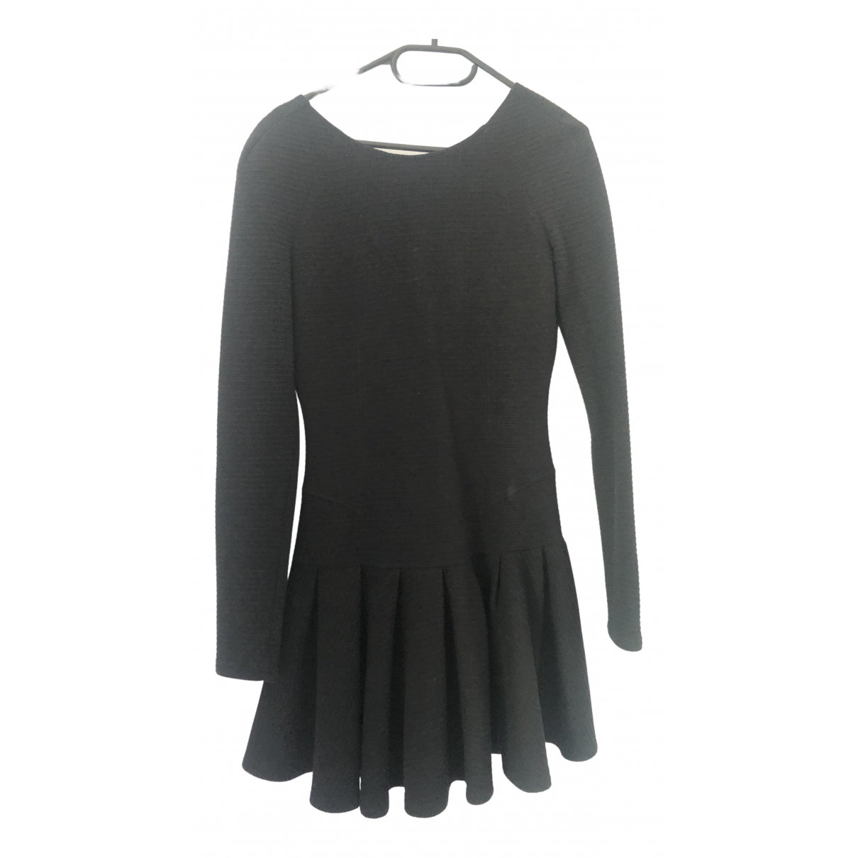 Kenzo \N Black Wool dress for Women 38 FR