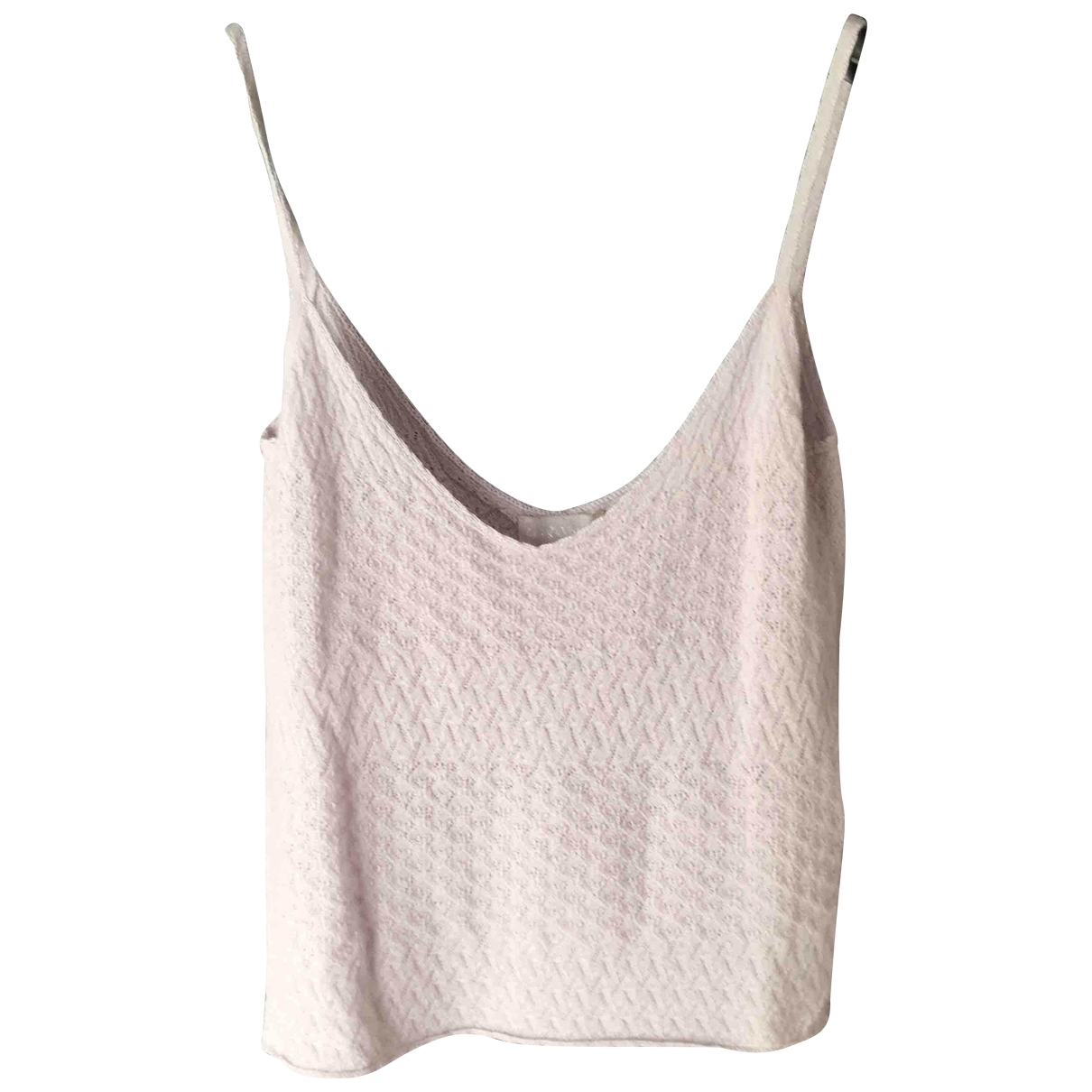 Zadig & Voltaire \N Purple Cashmere  top for Women 38 FR
