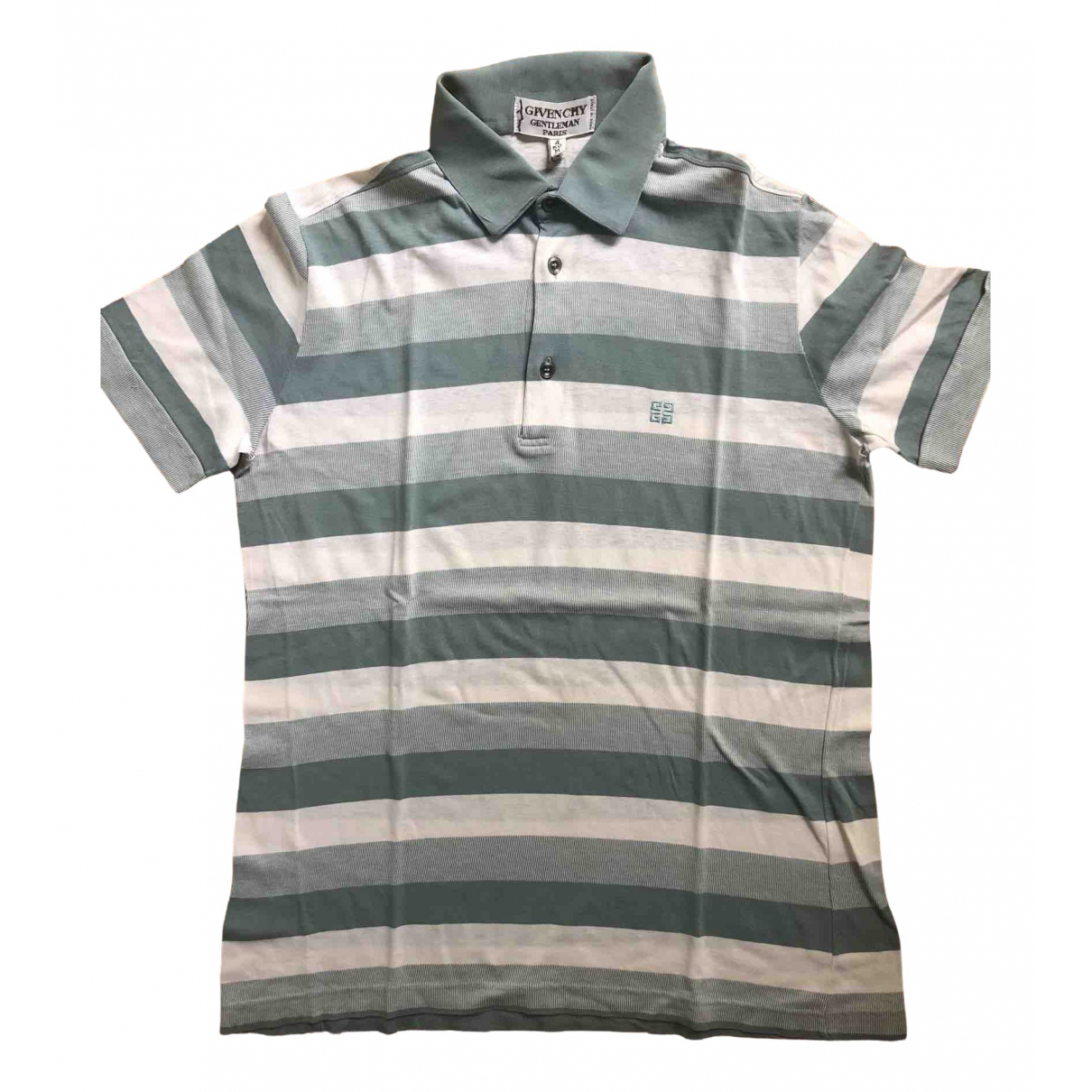 Givenchy N Green Cotton Polo shirts for Men M International