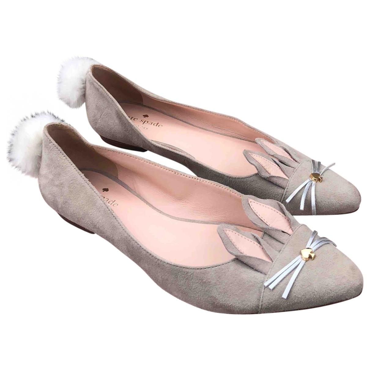 Bailarinas de Cuero Kate Spade