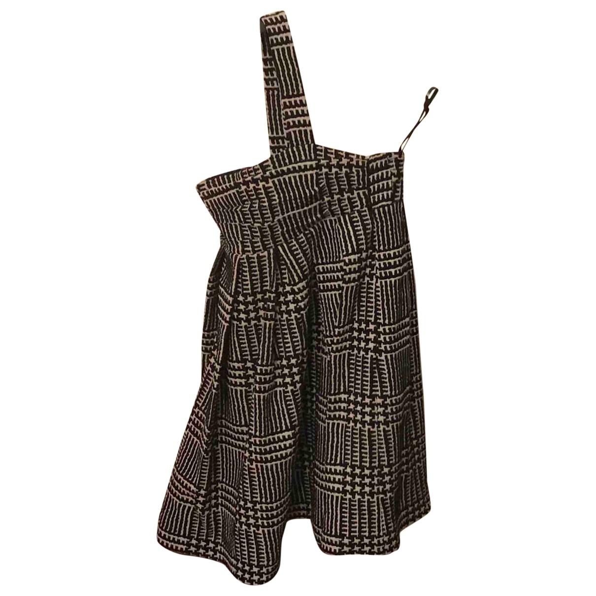 Krizia \N Kleid in  Bunt Wolle