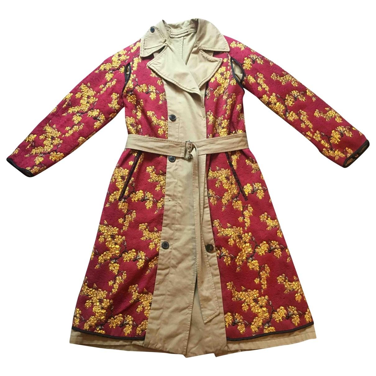 Dries Van Noten \N Multicolour Cotton coat for Women S International
