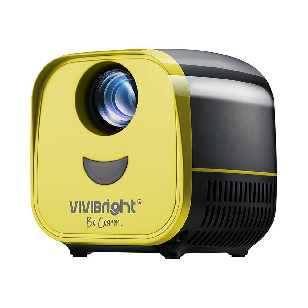 VIVIBRIGHT L1 2200LM 480P LED Projector 120