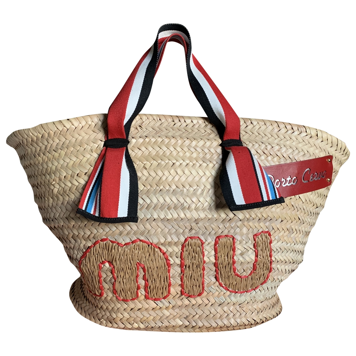 Miu Miu \N Beige Cotton handbag for Women \N