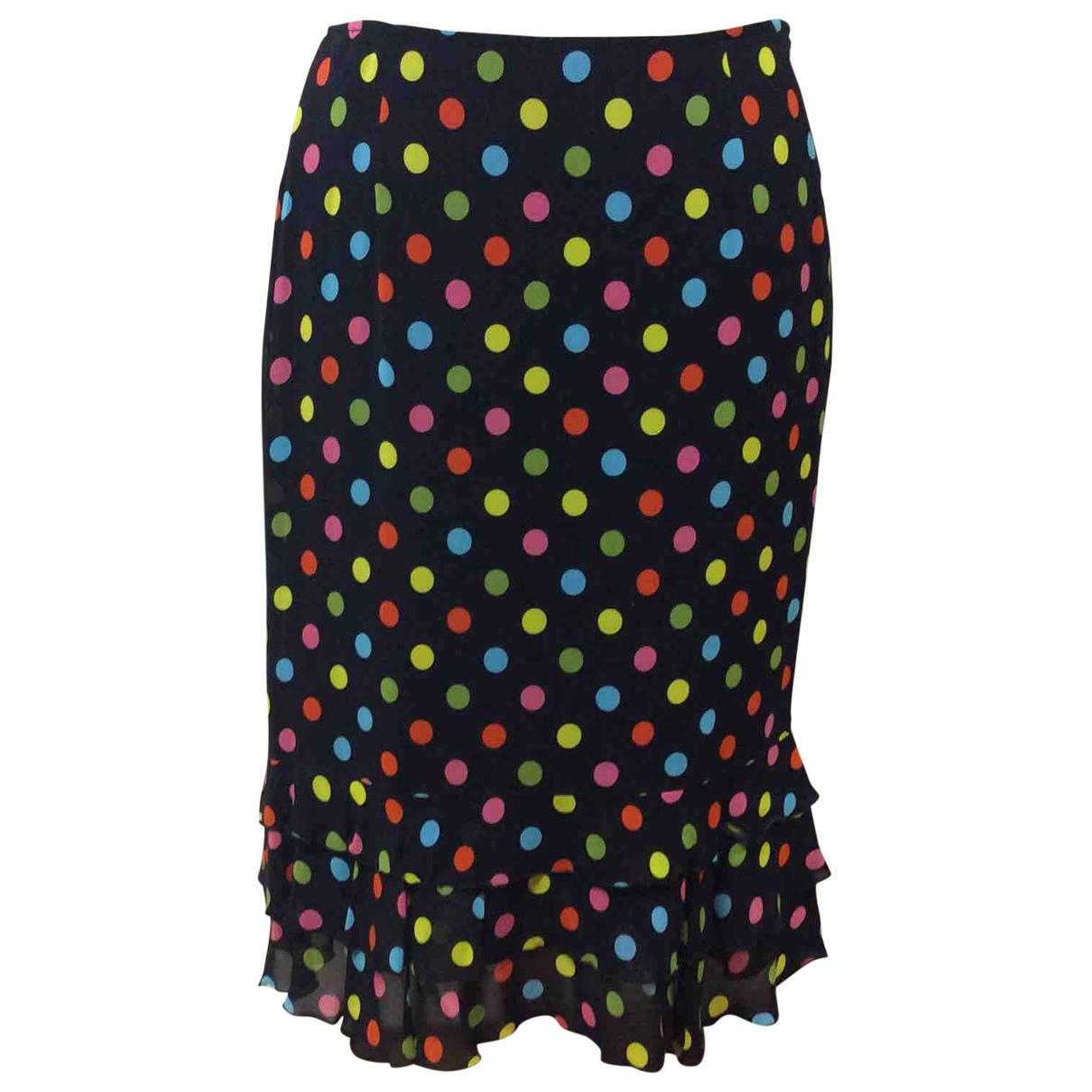 Moschino - Jupe   pour femme - multicolore