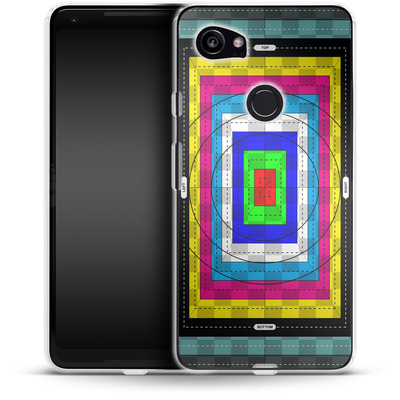 Google Pixel 2 XL Silikon Handyhuelle - Test Case von caseable Designs