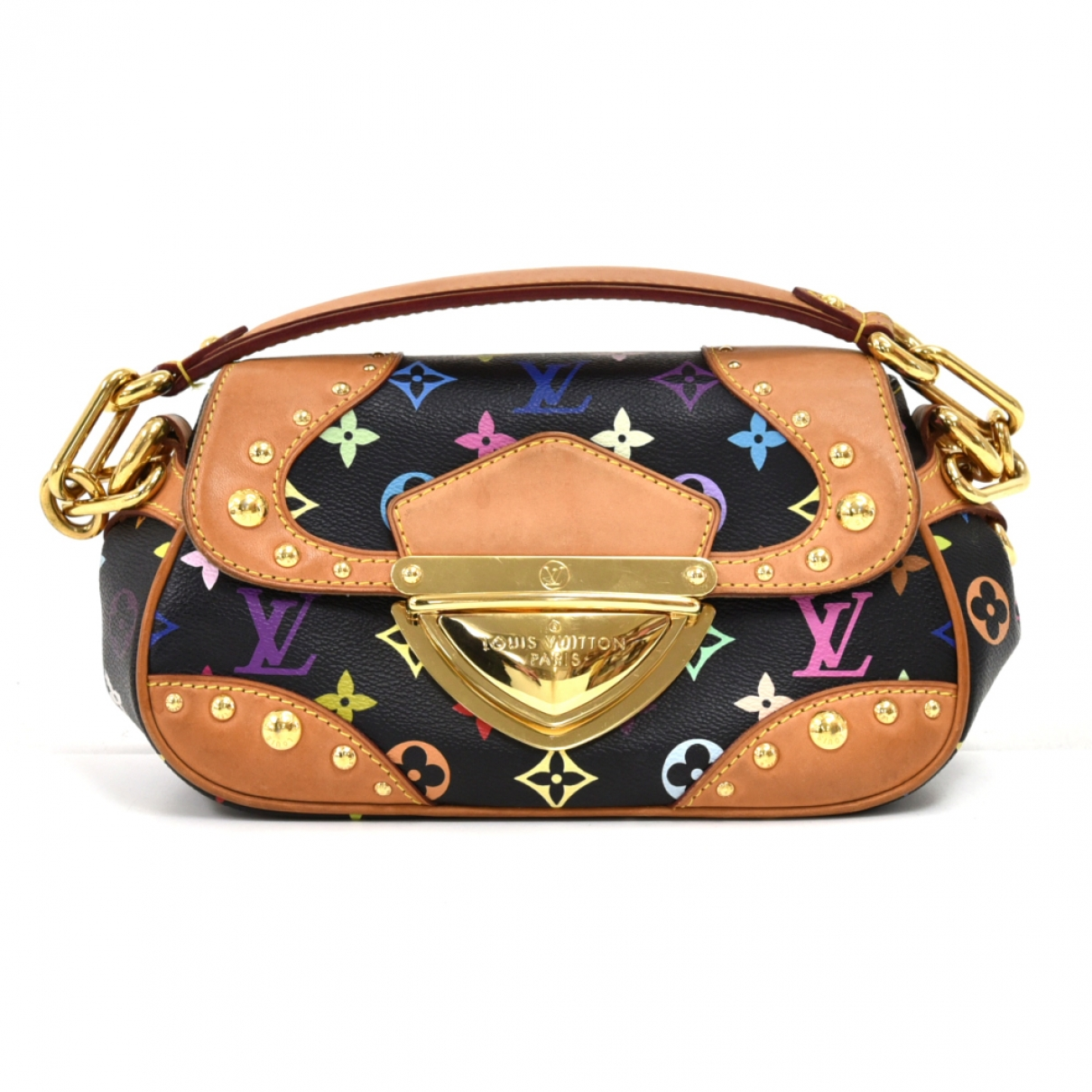 Louis Vuitton Marilyn Black Cloth handbag for Women \N