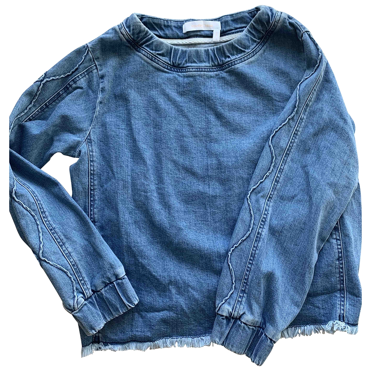 See By Chloé \N Blue Denim - Jeans  top for Women 38 FR
