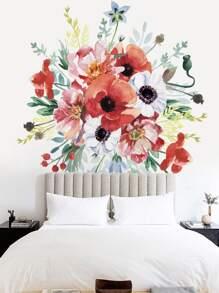 Flower Bouquet Wall Sticker