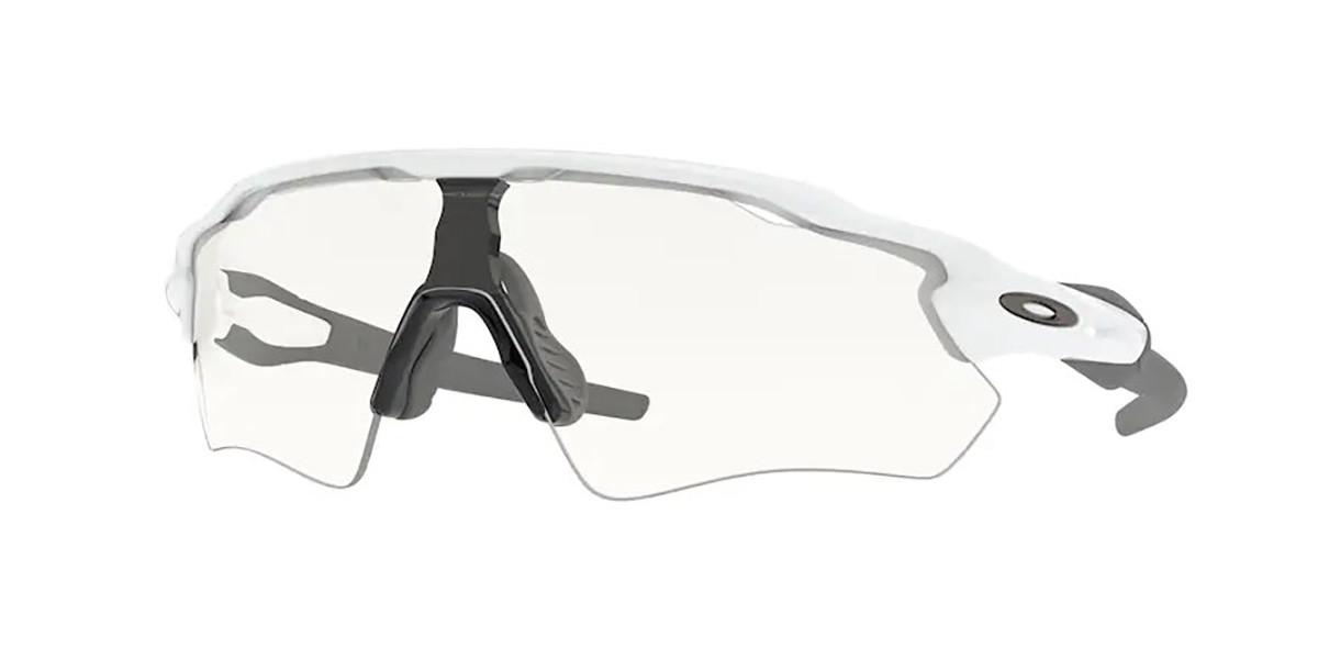 Oakley OO9208 RADAR EV PATH 9208C1 Men's Sunglasses White Size 138