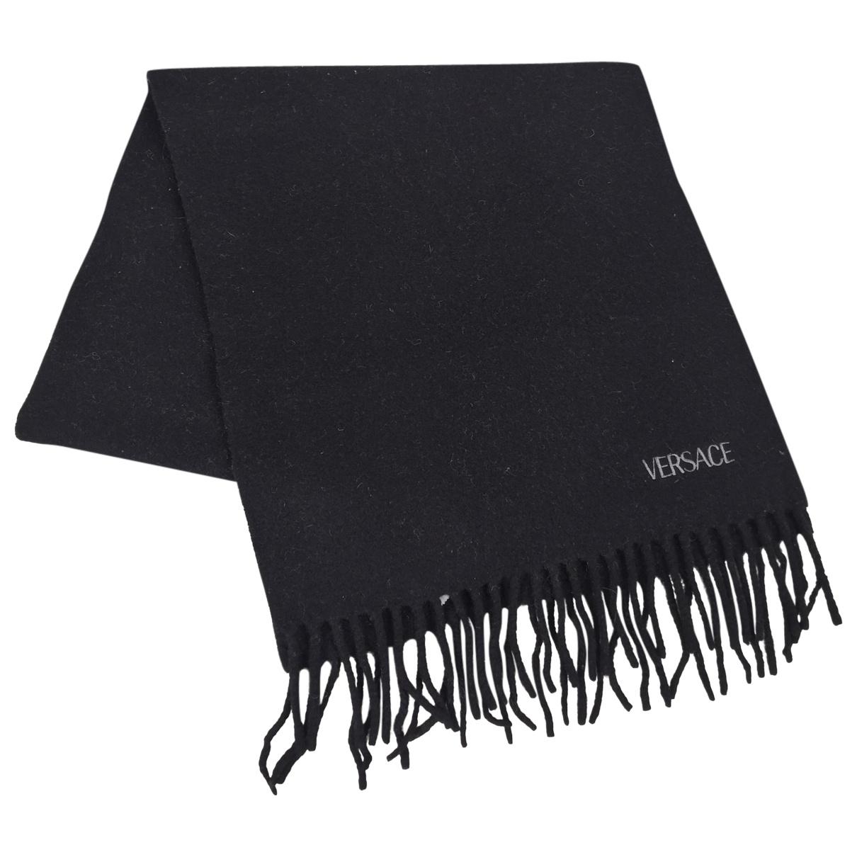 Versace - Foulard   pour femme en laine