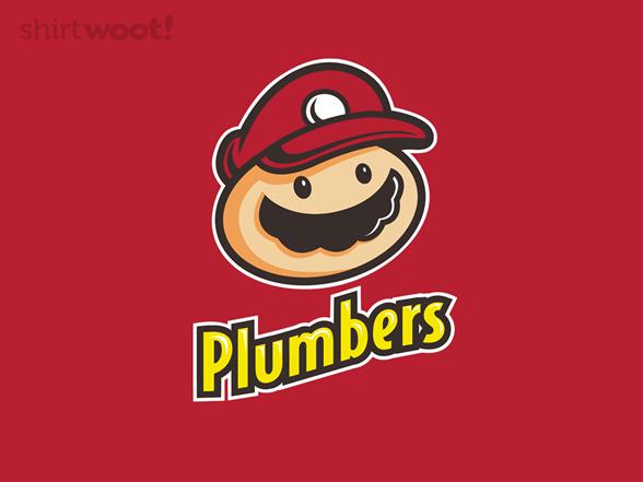Plumbers T Shirt