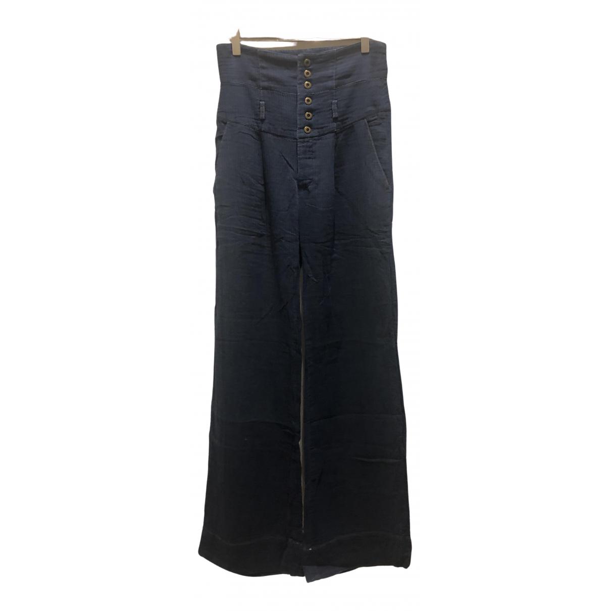 Pantalon de traje Mayle