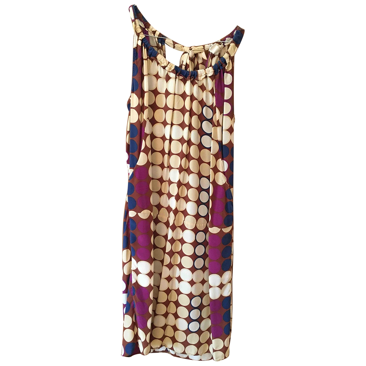 Marni For H&m \N Kleid in Seide
