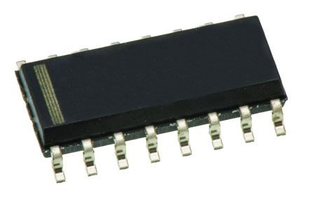 Cypress Semiconductor S70FL01GSAGMFI011, SPI 1Gbit Flash Memory, 16-Pin SOIC