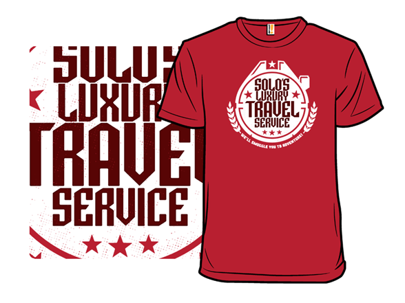 Solo's Luxury Travel Services T Shirt