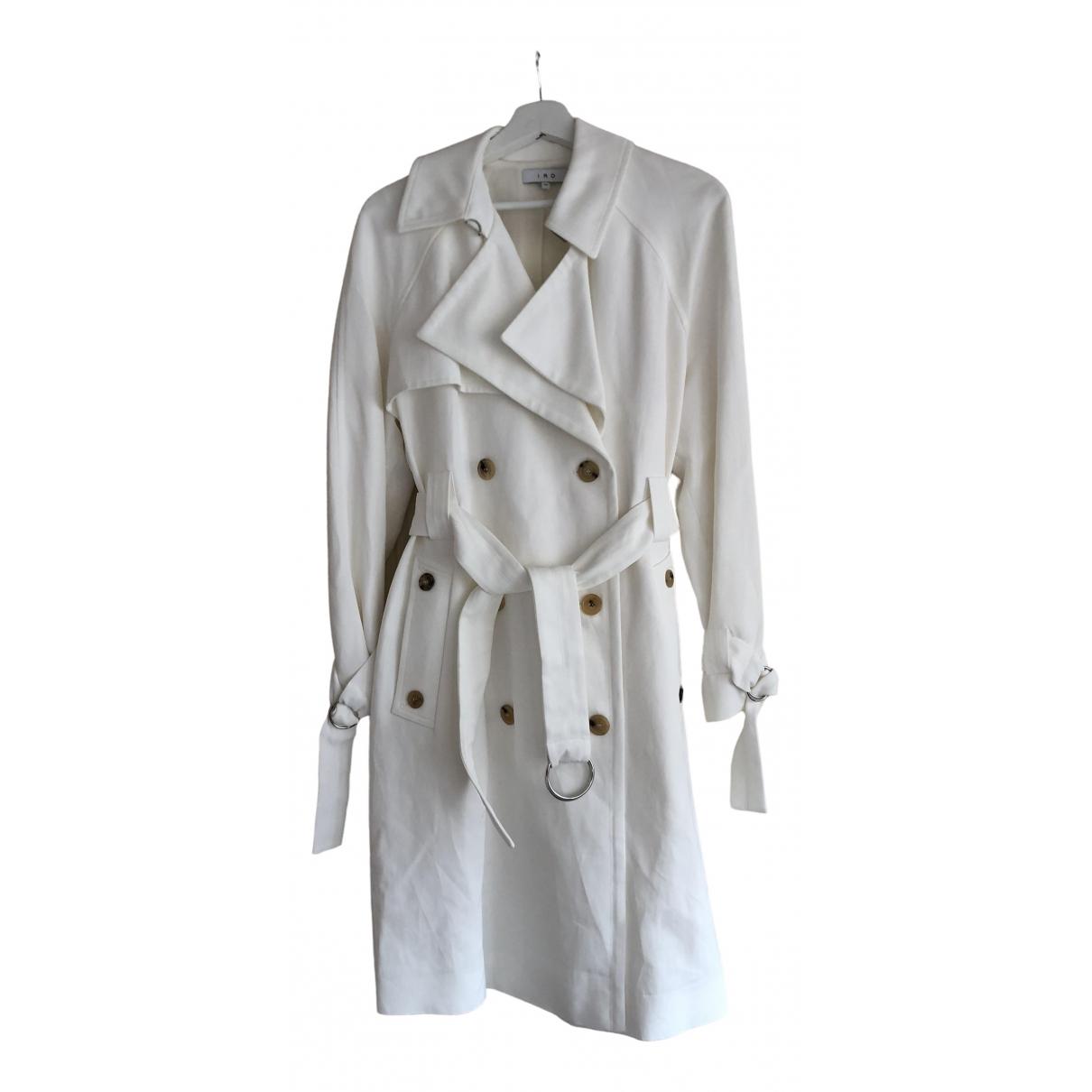 Iro \N Ecru coat for Women 36 FR