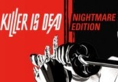 Killer is Dead - Nightmare Edition EU Steam CD Key