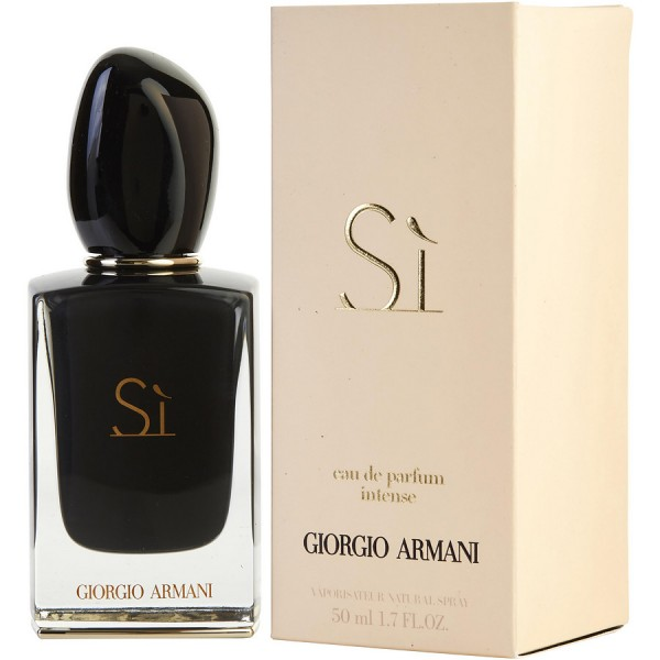 Sì Intense - Giorgio Armani Eau de Parfum Intense Spray 50 ML
