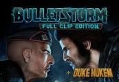 Bulletstorm Full Clip Edition + Duke Nukems Bulletstorm Tour DLC Steam CD Key