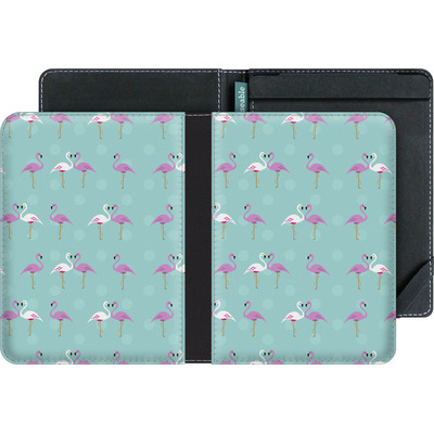 tolino vision 2 eBook Reader Huelle - Two Flamingos von caseable Designs