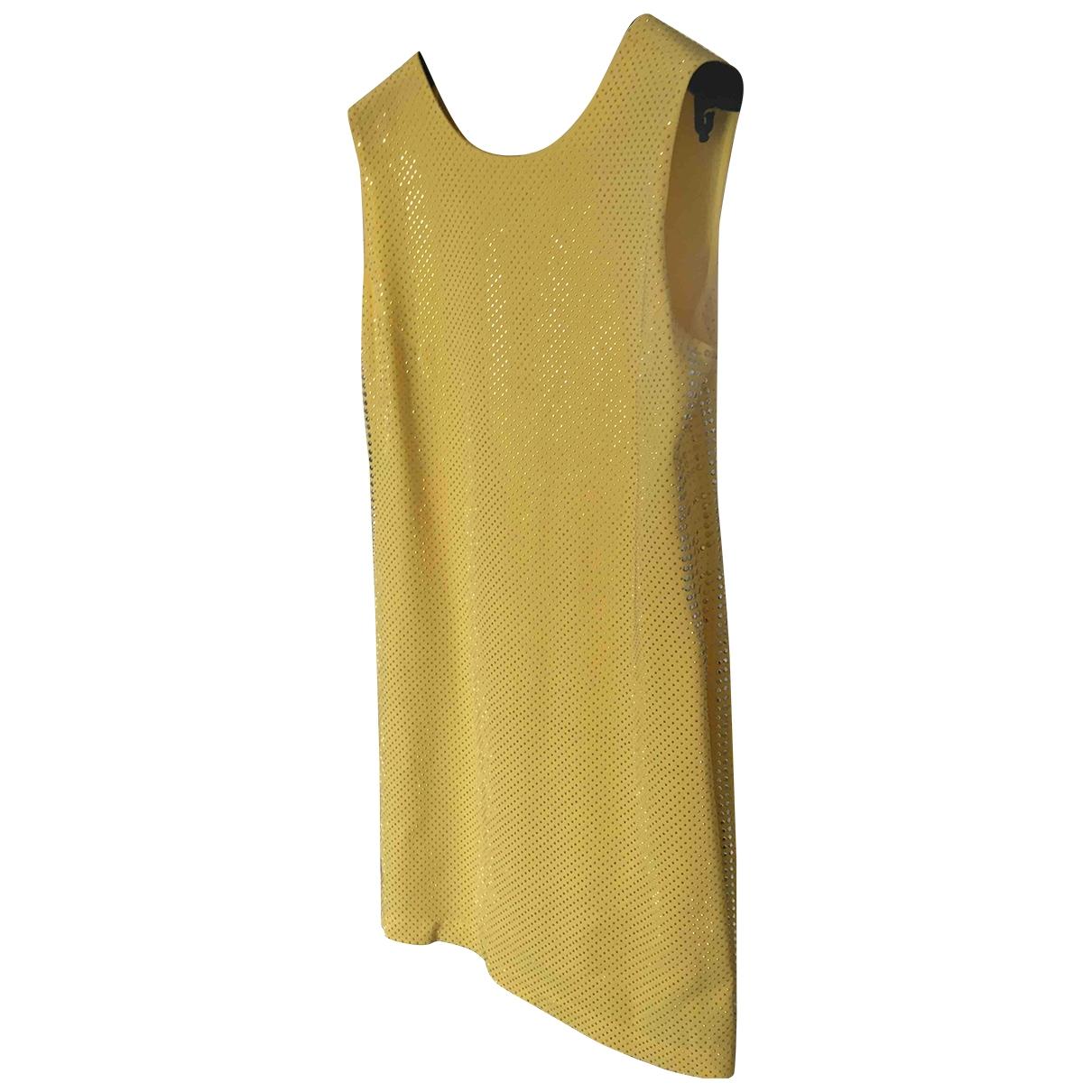 Mini vestido de Seda Versace X H&m