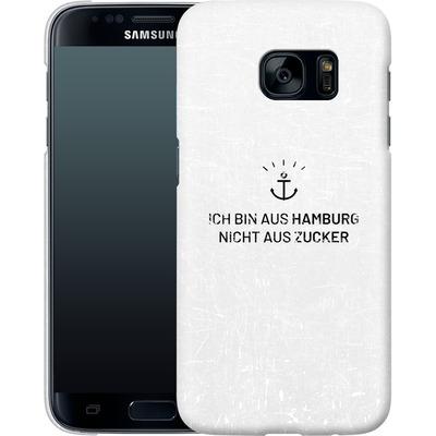 Samsung Galaxy S7 Smartphone Huelle - Ich Bin Aus Hamburg von caseable Designs